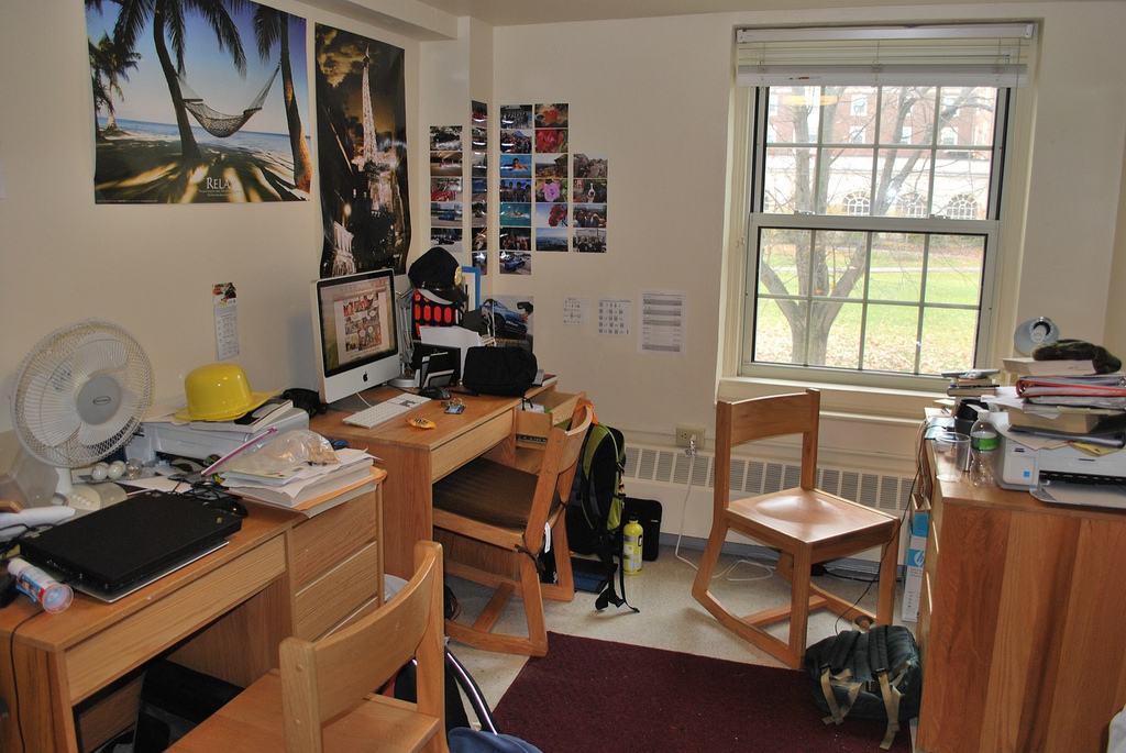 哈佛大學宿舍構成 宿舍的分配方式